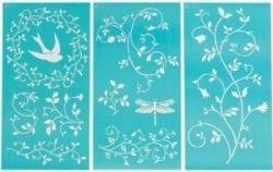 Martha Stewart Tendrils Stencils