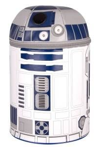 Thermos R2D2Novelty Lunch Kit, Star Wars with Lights and Sound