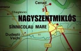 Nagyszentmiklos (in Hungarian), Sinnicolau Mare (in Romanian) on the map. Where Bela Bartok was born.