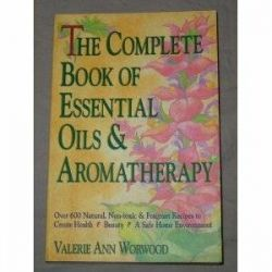 Complete book of aromatherapy