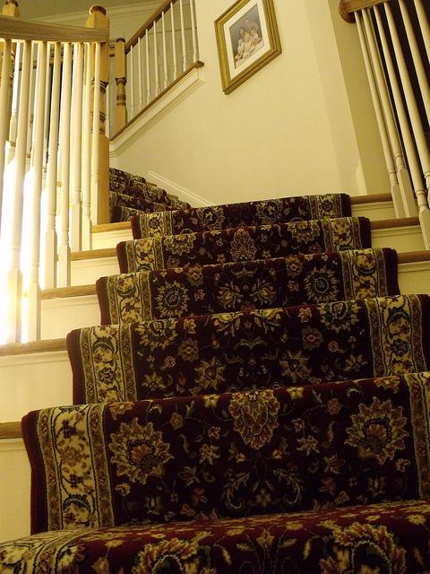 carpet runner for staircases