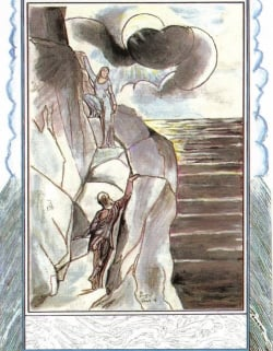 Discipline William Blake Tarot