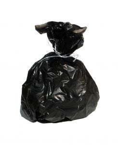 reuse as garbage bag