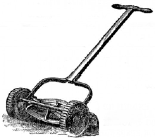 Lawnmower Inventor