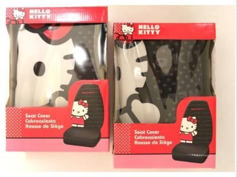 Hello Kitty car seat covers Sanrio