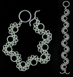My own chain maille jewelry