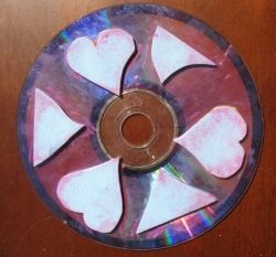 CD Stamp by MeltedRachel