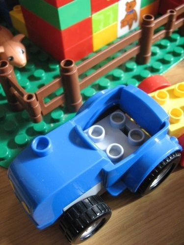Duplo Farmyard Set