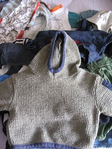 Baby Clothes from Freecycle