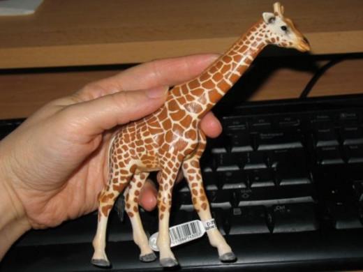 Schleich Giraffe