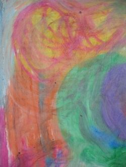 Melted Crayon Experiment by MeltedRachel