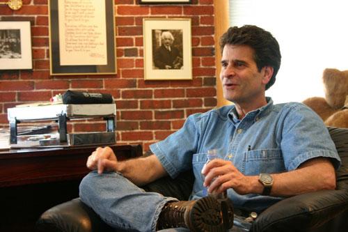 It's Dean Kasem... I mean Dean Kamen!