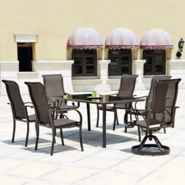 Mission Hills Coronado Dining Set