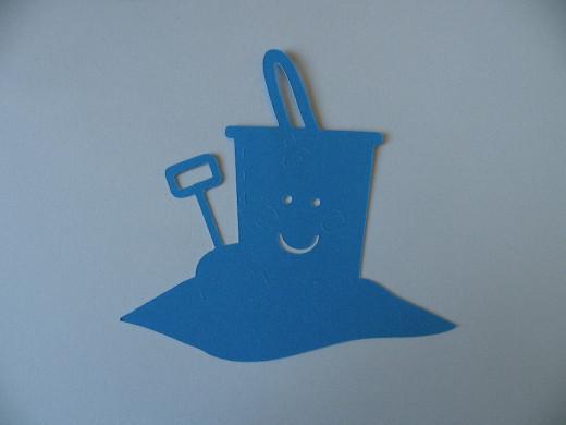 Pail & Shovel Top Layer