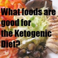 Low Carbohydrate and Ketogenic Food List