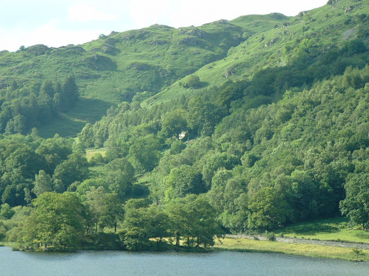 Brockstone Cottage Rydal Water