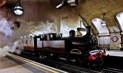 Steam Train Baker St