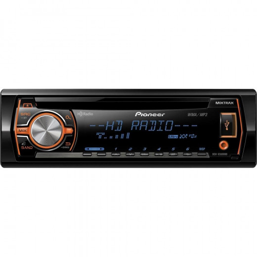 Insignia HD radio touchscreen