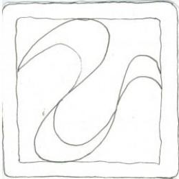 Zentangle string