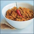Healthy Vegetarian Recipes - Lentil Curry