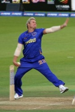 Who is Shane Warne?