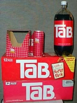 TaB Soda Drink