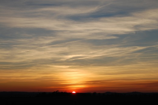 Sunset - Issel