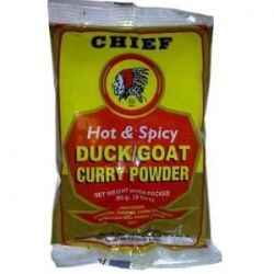 Chief Hot & Spicy Duck Goat Curry powder