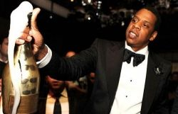 Jay-Z and his favourite tipple