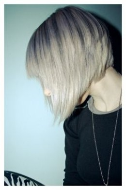 Gray bob hairstyle CC.BY.2.0