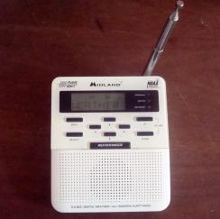 Our Weather Alert Radio