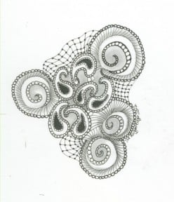 Zentangle and Zendoodle Templates and Inspiration