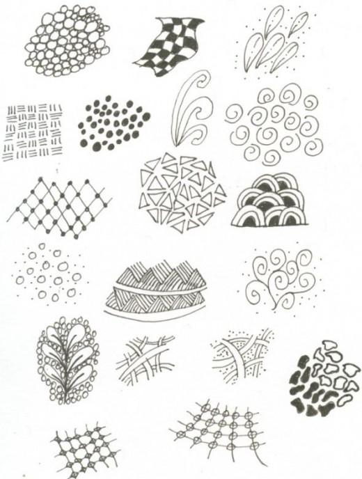 Zentangle And Zendoodle Templates Inspiration FeltMagnet