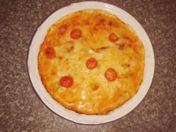 Piquant Leek and Cauliflower Cheese - Easy Recipe