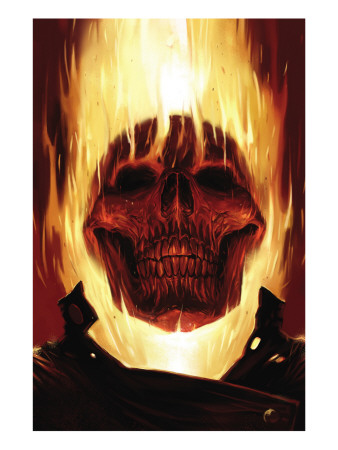 You can buy this Ghost Rider Poster by following the link to Allposters