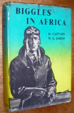 Biggles in Africa