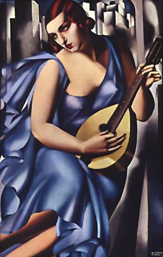 Tamara de Lampicka: The Musician