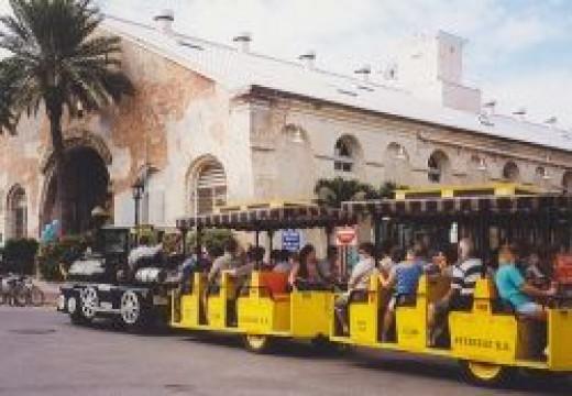 Key West Conoch Train