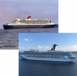 Ocean Liners vs. Cruise Ships