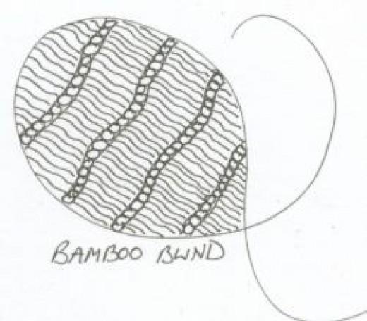 Bamboo bind tangle