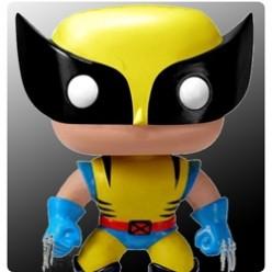 Funko Pop Heroes: Marvel Comics collectable toy figures