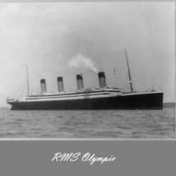 Titanic's Sisters - Britannic and Olympic