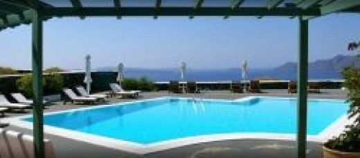 Strogili Hotel Apartments Oia Santorini
