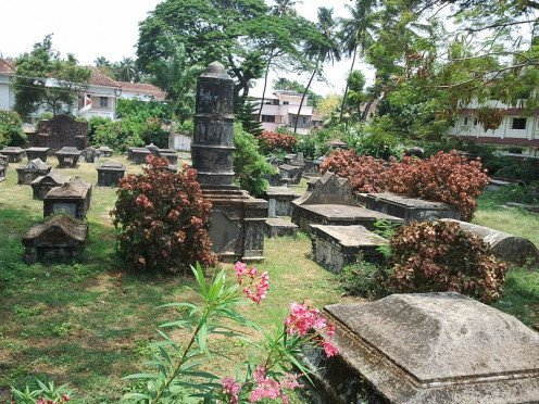 Dutch Cemetery, Fort Kochi