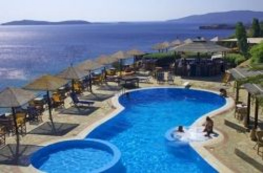Blue Bay Village Hotel Andros Greece (Batsi)
