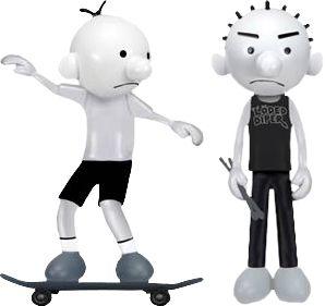 Greg and Rodrick