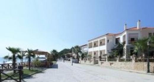 Paralio Hotel in Halkidiki, Possidi