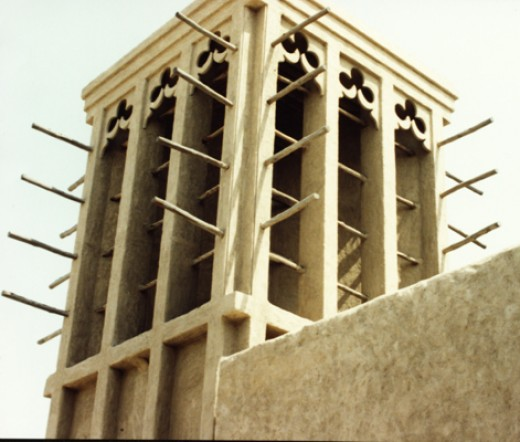 Fig.1 A Wind Tower