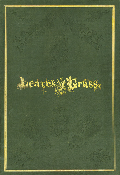 Leaves of Grass - rare first edition