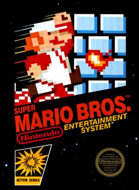 Super Mario Bros. (via Wikipedia)